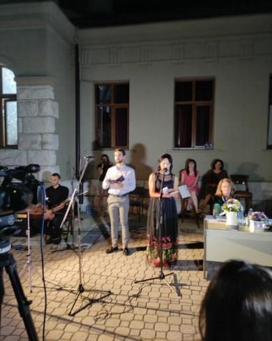 promocija knjige Krug Nataše Lalatović