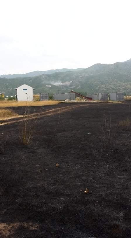 Požar u Straševini