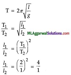 ICSE Class 9 Physics Sample Question Paper 2 with Answers 4