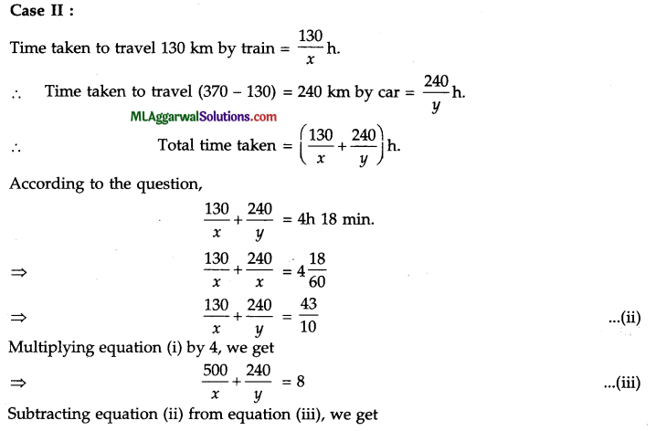 ICSE Class 9 Maths Question Paper 8 with Answers 27