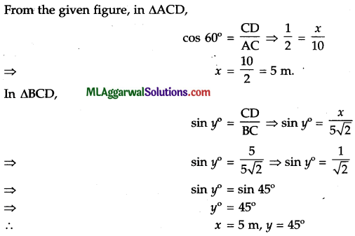 ICSE Class 9 Maths Sample Question Paper 1 with Answers 33
