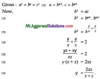 ICSE Class 9 Maths Sample Question Paper 2 with Answers 11