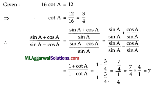 ICSE Class 9 Maths Sample Question Paper 3 with Answers 8