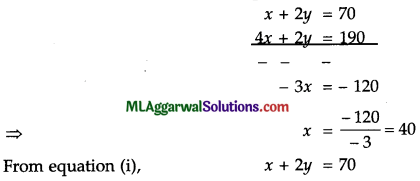ICSE Class 9 Maths Sample Question Paper 4 with Answers 10