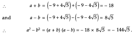 ICSE Class 9 Maths Sample Question Paper 4 with Answers 7