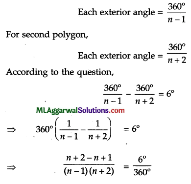 ICSE Class 9 Maths Sample Question Paper 6 with Answers 17