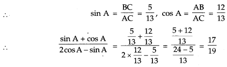 ICSE Class 9 Maths Sample Question Paper 10 with Answers 46
