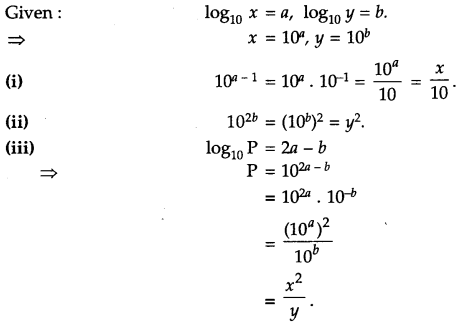 ICSE Class 9 Maths Sample Question Paper 9 with Answers 42