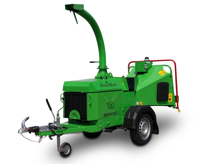 Garden Mulcher Shredder Chipper