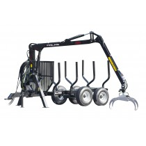 Palms 700 forestry timber crane