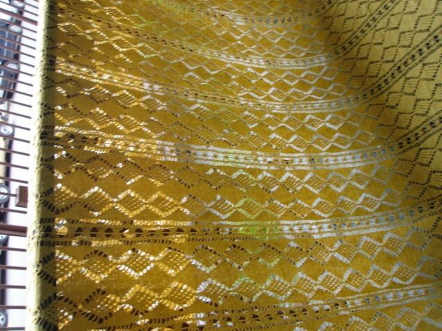 sofa usado no mercado livre cobalt blue bed colcha crochê casal amarela franja antiga porém nunca ...