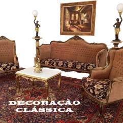 Sofa Usado No Mercado Livre Schnadig And Loveseat Sofá Estilo Antigo Clássico Luis Xv Poltronas E Recamier