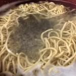流水麺とは ゆで麺 違い