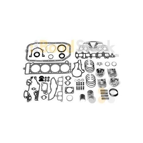Kit De Retífica Peugeot Partner 206 306 / C3 1.4 8v