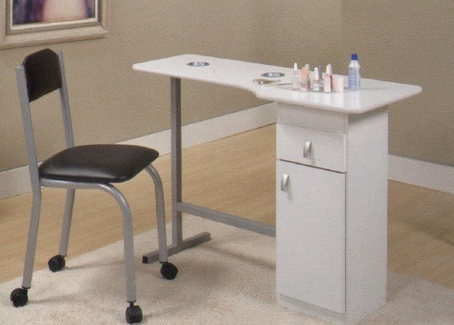Mesa Para Manicure Torno