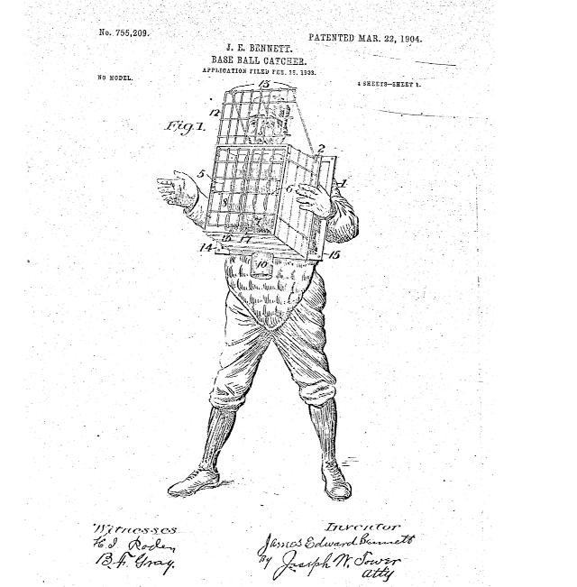 These seven patents showcase some of the strangest