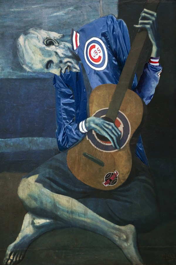 Five Masterpieces In Art Institute Of Chicago