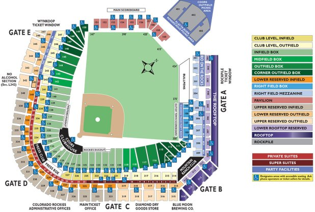 Wrigley Field Seating Chart Viewer 2019 2020 New Upcoming