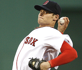Clay Buchholz no-no
