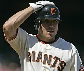 John Bowker has been lighting up AAA with a 1.040 OPS, will he get another shot with the Giants in 2009?