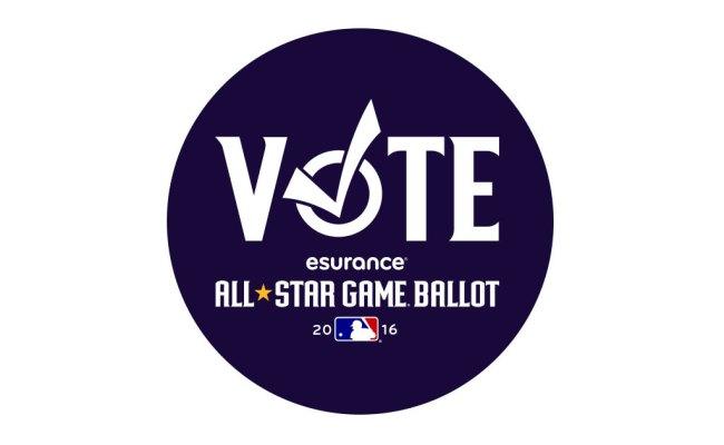2016 All Star Game Ballot Esurance Fan All Star