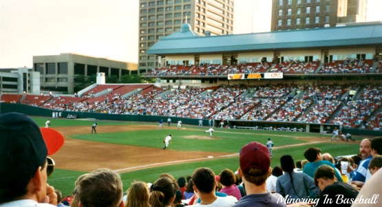 Ballpark Review: Pilot Field-Buffalo, NY (4/4)