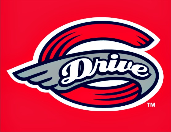 Logo of the Month: Greenville Drive (1/2)
