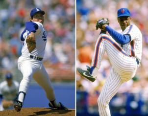 Dodgers_Fernando and Gooden