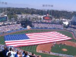DODGERS_ODAY 2012 FLAG