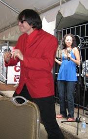Beatle Bob During 2011 Playoffs