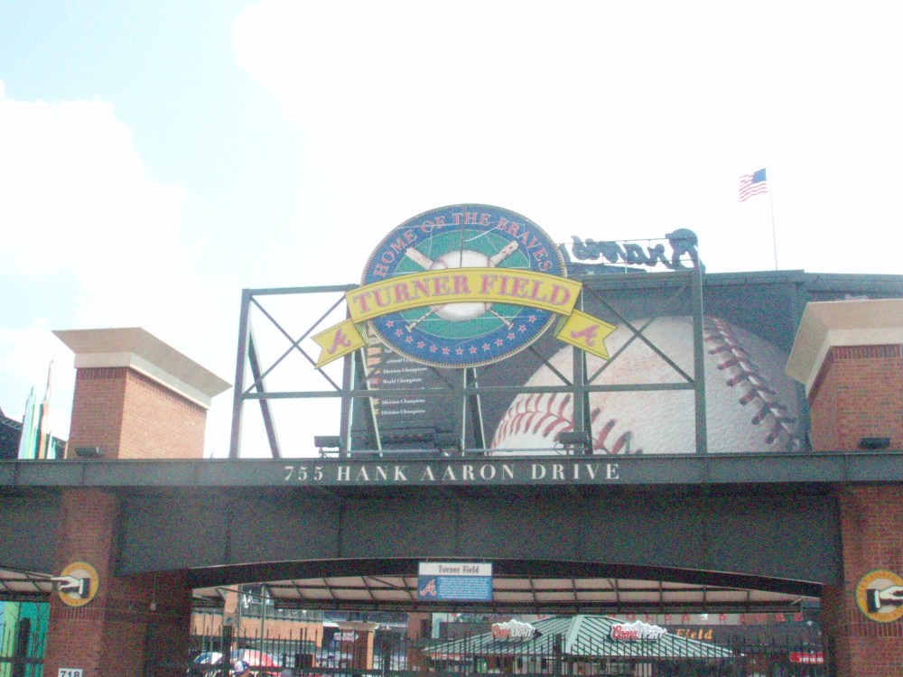 7/5/11 Rockies at Braves: Turner Field (1/6)