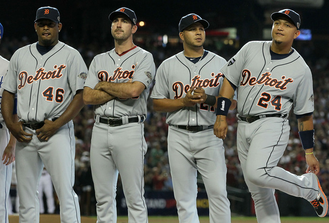 Detroit Tigers 2012 Offseason Recap and Preview (1/3)