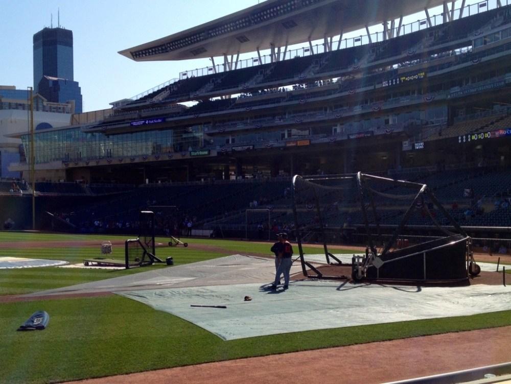 9/29/12 Tigers at Twins: Target Field (3/6)