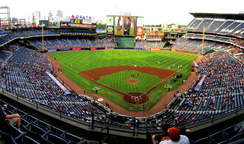 Stadium Profiles: Turner Field (1/6)