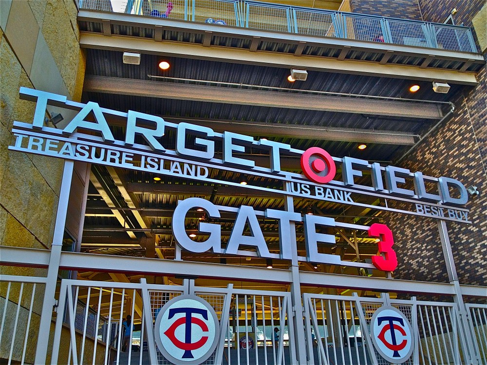 9/10/13 Athletics at Twins: Target Field (2/6)