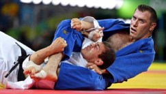 Anthony DeSclafani, Judo