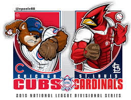 Chicago Cubs Women Who Love Cardinals Baseball