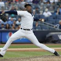 Yankees Get A King's Ransom From The Chicago Cubs For Aroldis Chapman