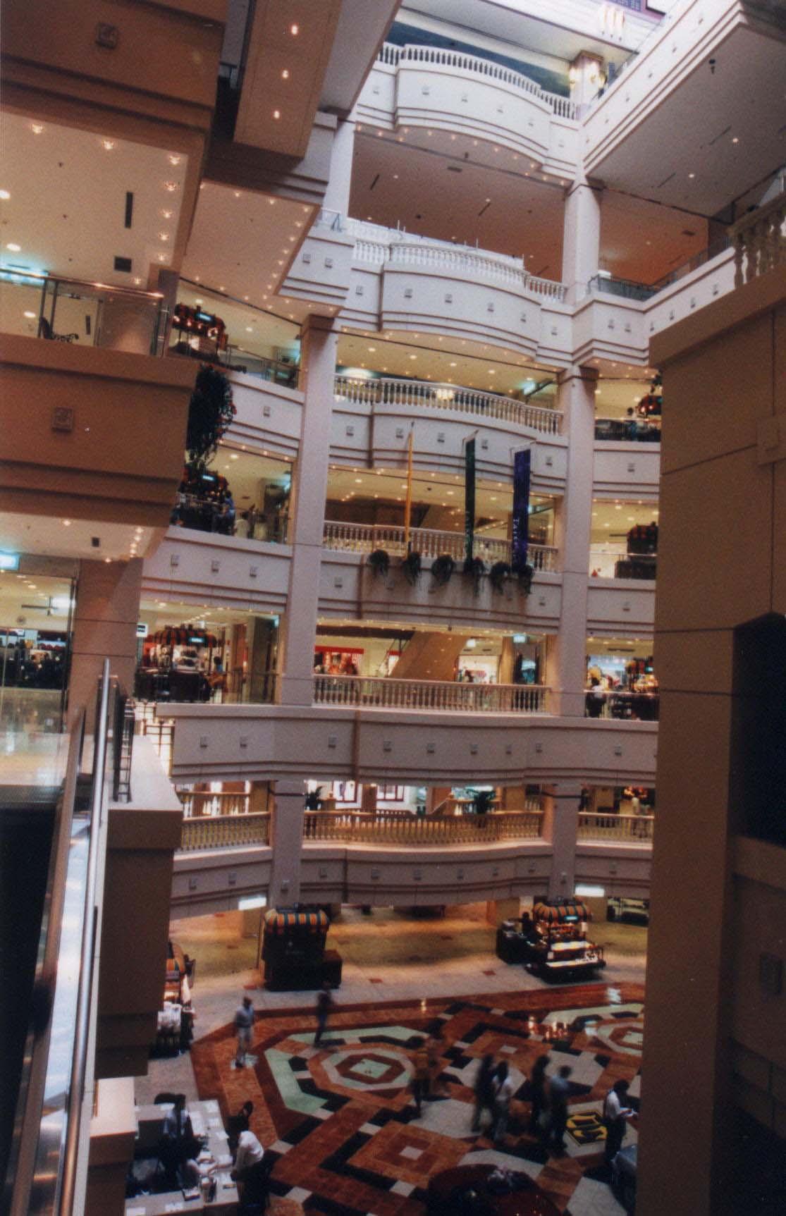 臺茂南崁家庭娛樂購物中心 | 桑林規劃設計有限公司