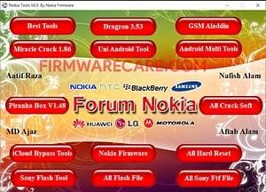 Nokia Tools V6.0 Tested ok