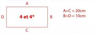 4 et 4*