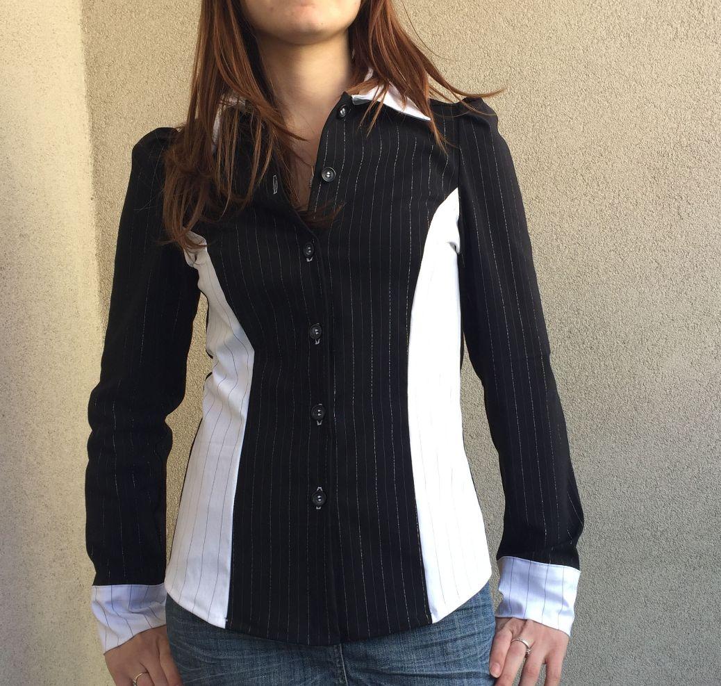 Ma chemise Black & White