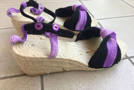Chaussures-crochet_finies-cote