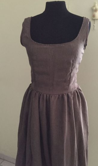 Robe-vintage_robe-avant-ceinture