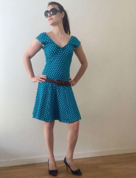 Robe-etoile_devant-avec-ceinture