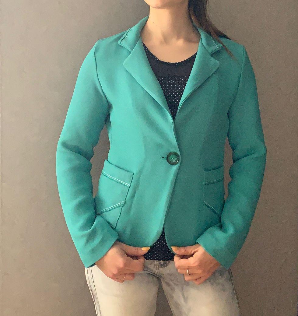 Ma première veste de tailleur