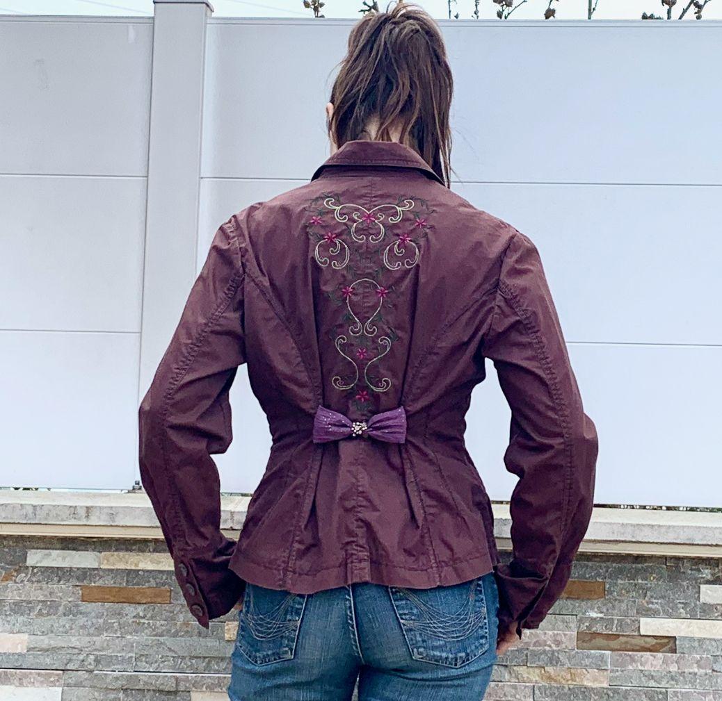 Customisation pour ajuster une veste
