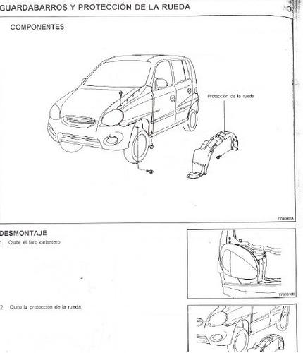 Manual De Taller Hyundai Atos 1997-2003 $2500 SyOqF