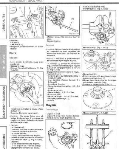 Manual De Taller Peugeot Partner 2002-2008 Frances