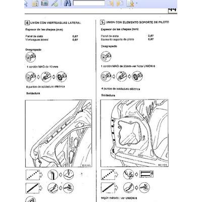 Libro De Despiece Renault 19, 1988-2000, Envio Gratis